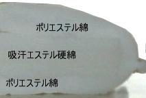 Sノンダスト!防ダニ・吸汗性硬綿敷布団 100×210cm