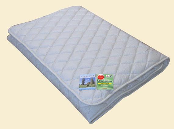 SDキルティングベッドパット 120cm×210cm 2.4kg