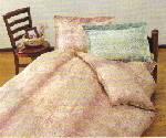 羽毛布団 シングルサイズ ティアラ