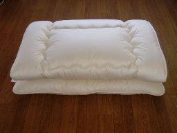 フランス羊毛100%ベッドパット